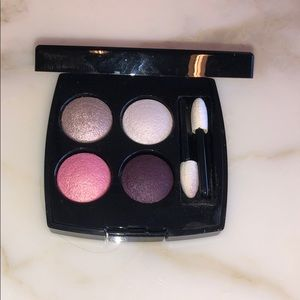 Brand New Chanel Les 4 Ombres 228 Tisse Cambon